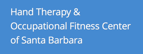 Hand Therapy & Occupational Fitness Center of Santa Barbara