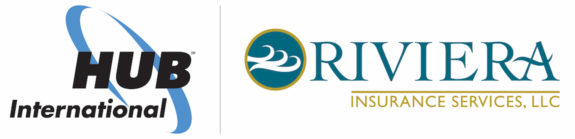 Riviera Insurance Services HUB International Logo