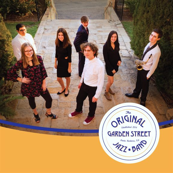 Garden Street Academy Original Jazz Band Promo Photo 2017-18