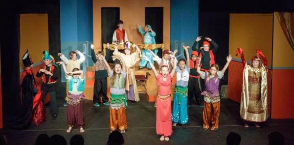 Garden Street Academy Presents Disney's Alladin KIDS - Full Cast