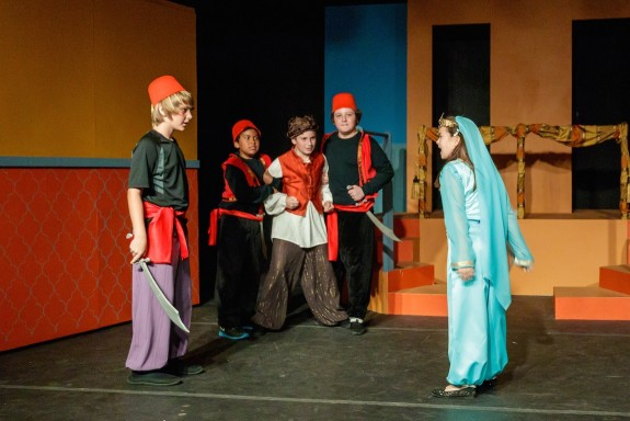 Garden Street Academy Presents Disney's Alladin KIDS - Alladin, Jasmine, and Guards