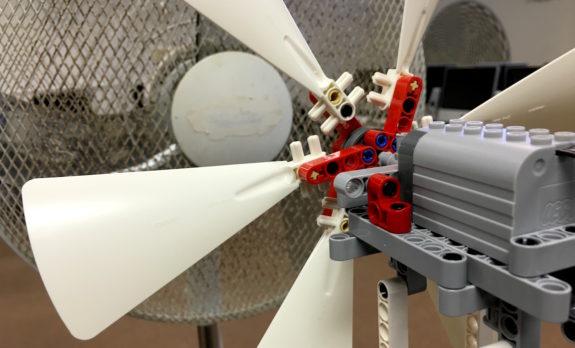 Garden Street Academy 6th Grade Wind Turbine Project