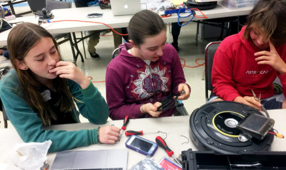 Garden Street Academy Robotics Team Botball Workshop