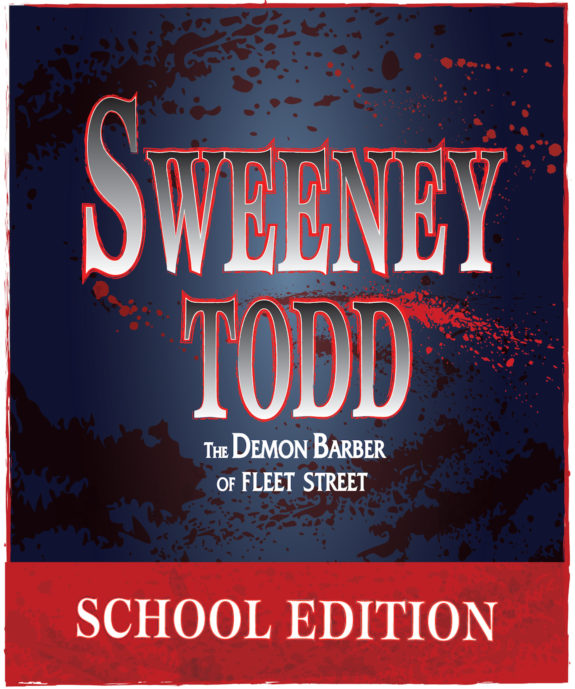 Sweeney Todd Demon Barber High School Musical Poster